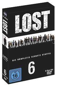 Lost - Staffel 6 - Produktdetailbild 1