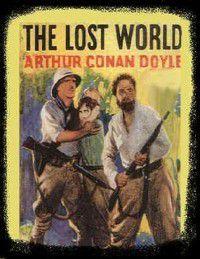 Lost World, Arthur Conan Doyle