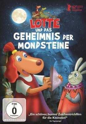 Lotte und das Geheimnis der Mondsteine, Diverse Interpreten