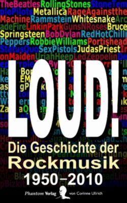 LOUD! Die Geschichte der Rockmusik, Corinne Ullrich