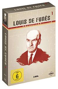 Louis de Funes Collection 1 - Produktdetailbild 1