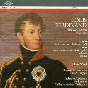 Louis Ferdinand: Orchesterwerk, Horst Göbel