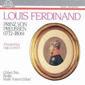 Louis Ferdinand Prinz von Pr*G, Göbel-Trio Berlin