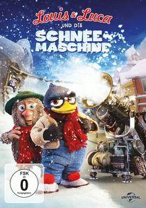 Louis & Luca und die Schneemaschine, Diverse Interpreten