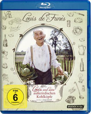 Louis und seine außerirdischen Kohlköpfe - Louis de Funès Collection, Louis De Funès, Jean Lalain