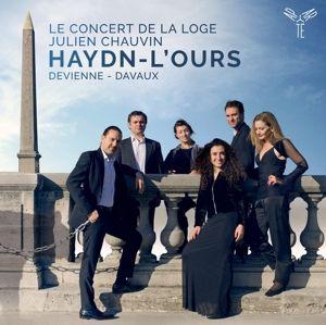 L'Ours, Julien Chauvin, Le Concert De La Loge