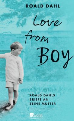 Love from Boy - Roald Dahl |