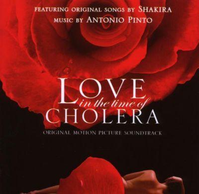 Love In The Time Of Cholera O.S.T., Diverse Interpreten