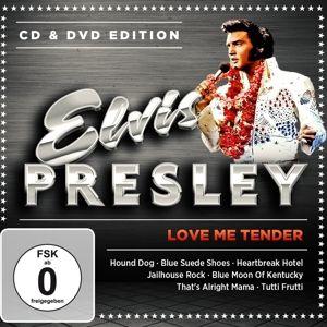 Love Me Tender-Cd & Dvd Edit, Elvis Presley