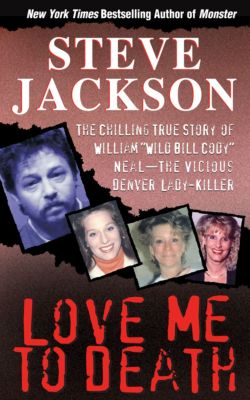 Love Me to Death, Steve Jackson