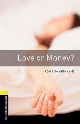 Love or Money?, Rowena Akinyemi