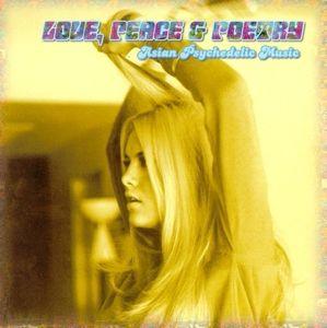 Love,Peace & Poetry-Asian Psychedelic Music, Diverse Interpreten