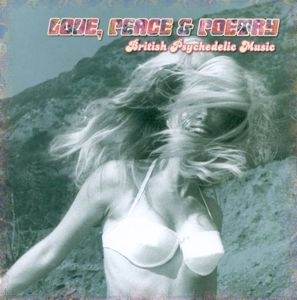 Love,Peace & Poetry-British Psychedelic Music, Diverse Interpreten