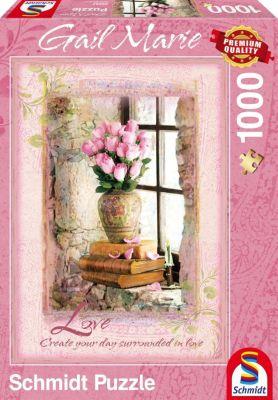 Love (Puzzle), Gail Marie