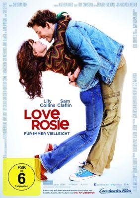 Love, Rosie - Für immer vielleicht, Cecelia Ahern