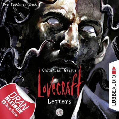 Lovecraft Letters: Lovecraft Letters - Lovecraft Letters, Folge 8 (Ungekürzt), Christian Gailus
