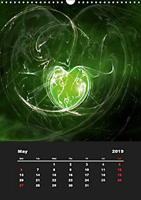 Lovely Hearts/UK Version (Wall Calendar 2019 DIN A3 Portrait) - Produktdetailbild 5