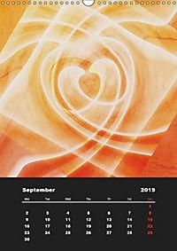 Lovely Hearts/UK Version (Wall Calendar 2019 DIN A3 Portrait) - Produktdetailbild 9