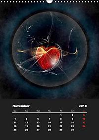 Lovely Hearts/UK Version (Wall Calendar 2019 DIN A3 Portrait) - Produktdetailbild 11