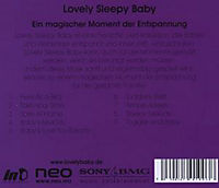 Lovely Sleepy Baby - Produktdetailbild 1
