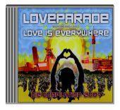 Loveparade 2007 - Love Is Everywhere, Diverse Interpreten