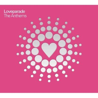 Loveparade - The Anthems, Diverse Interpreten