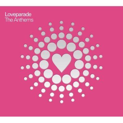 Loveparade - The Anthems, Diverse Interpreten