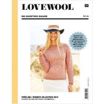 LOVEWOOL Das Handstrick Magazin