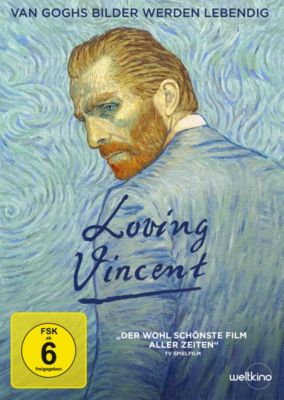 Loving Vincent, Diverse Interpreten