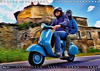 Low-angle shots of scooters (Wall Calendar 2019 DIN A4 Landscape) - Produktdetailbild 5