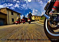 Low-angle shots of scooters (Wall Calendar 2019 DIN A4 Landscape) - Produktdetailbild 10