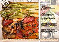 Low Carb 2.0 - Leichte Rezepte zum Selberkochen (Wandkalender 2019 DIN A4 quer) - Produktdetailbild 3