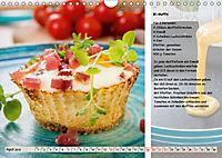 Low Carb 2.0 - Leichte Rezepte zum Selberkochen (Wandkalender 2019 DIN A4 quer) - Produktdetailbild 4