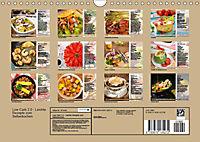 Low Carb 2.0 - Leichte Rezepte zum Selberkochen (Wandkalender 2019 DIN A4 quer) - Produktdetailbild 13