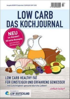 LOW CARB - Das Kochjournal -  pdf epub