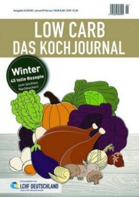LOW CARB Das Kochjournal Winter, LCHF Deutschland