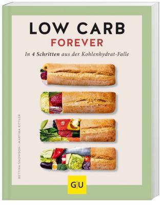 Low Carb forever, Martina Kittler, Bettina Snowdon