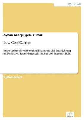 Low-Cost-Carrier, geb. Yilmaz, Ayhan Georgi