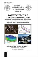 Low-Temperature Thermochronology: