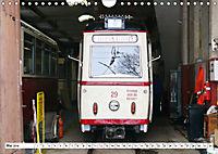 LOWA-Straßenbahnen Naumburg-Gera-Staßfurt-Frankfurt/Oder (Wandkalender 2019 DIN A4 quer) - Produktdetailbild 5
