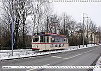 LOWA-Straßenbahnen Naumburg-Gera-Staßfurt-Frankfurt/Oder (Wandkalender 2019 DIN A3 quer) - Produktdetailbild 1