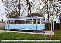 LOWA-Straßenbahnen Naumburg-Gera-Staßfurt-Frankfurt/Oder (Wandkalender 2019 DIN A4 quer) - Produktdetailbild 2