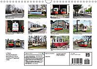 LOWA-Straßenbahnen Naumburg-Gera-Staßfurt-Frankfurt/Oder (Wandkalender 2019 DIN A4 quer) - Produktdetailbild 13