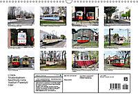 LOWA-Straßenbahnen Naumburg-Gera-Staßfurt-Frankfurt/Oder (Wandkalender 2019 DIN A3 quer) - Produktdetailbild 13
