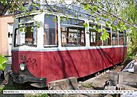 LOWA-Straßenbahnen Naumburg-Gera-Staßfurt-Frankfurt/Oder (Wandkalender 2019 DIN A4 quer) - Produktdetailbild 11