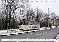 LOWA-Straßenbahnen Naumburg-Gera-Staßfurt-Frankfurt/Oder (Tischkalender 2019 DIN A5 quer) - Produktdetailbild 1