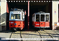 LOWA-Straßenbahnen Naumburg-Gera-Staßfurt-Frankfurt/Oder (Tischkalender 2019 DIN A5 quer) - Produktdetailbild 3