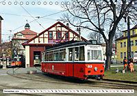 LOWA-Straßenbahnen Naumburg-Gera-Staßfurt-Frankfurt/Oder (Tischkalender 2019 DIN A5 quer) - Produktdetailbild 12