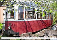 LOWA-Straßenbahnen Naumburg-Gera-Staßfurt-Frankfurt/Oder (Tischkalender 2019 DIN A5 quer) - Produktdetailbild 11