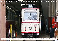 LOWA-Straßenbahnen Naumburg-Gera-Staßfurt-Frankfurt/Oder (Tischkalender 2019 DIN A5 quer) - Produktdetailbild 5